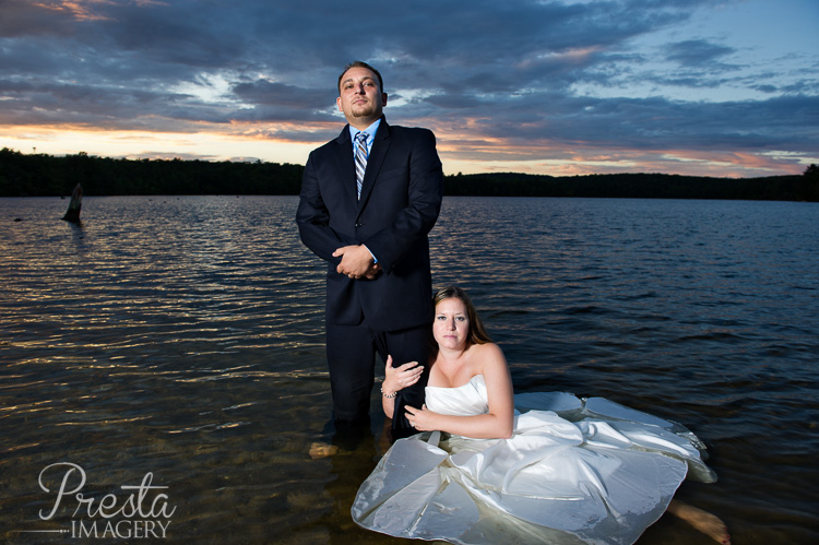 Presta Imagery NYC Trash the Dress Photographer